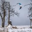 Snowkiting - KoMakite aréna 26.12.2014