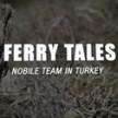 Video-Nobile kiteboarding team in Turkey