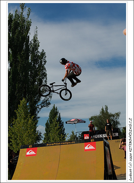Bike spin?