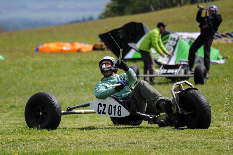 Závod buggy - Jenky
