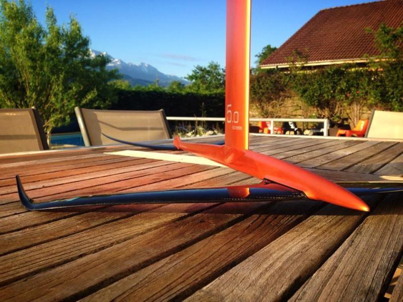 Kitefoil AlpineFoil 5.0 Access