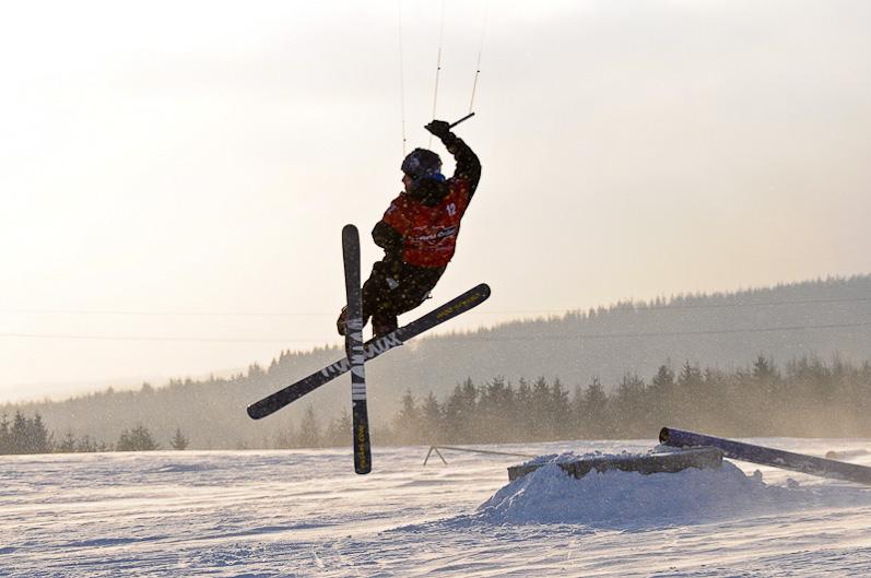 Lafoun freestyle ski