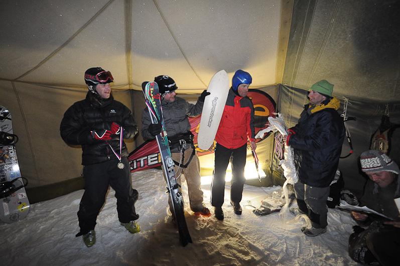 Race ski vítězové