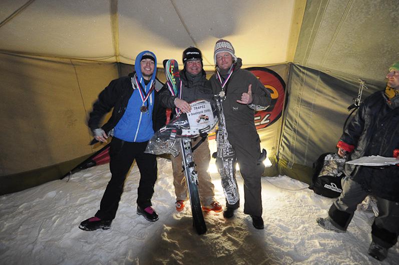 Freestyle ski vítězové