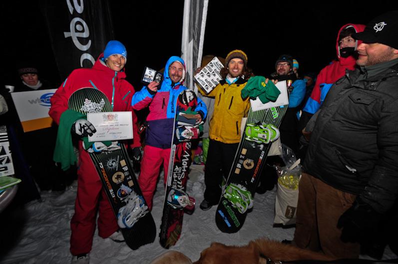 Vitezove freestyle snowboard