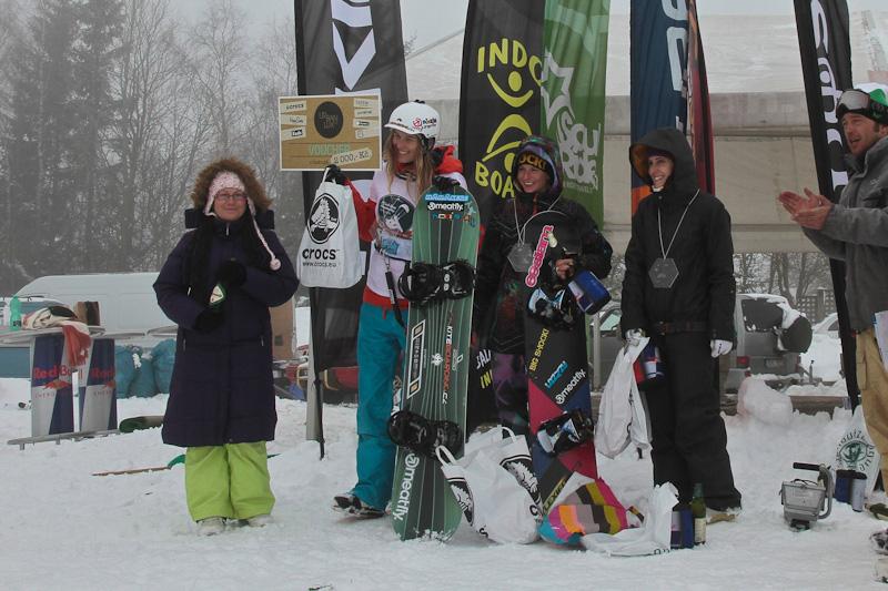 Freestyle SNB - women