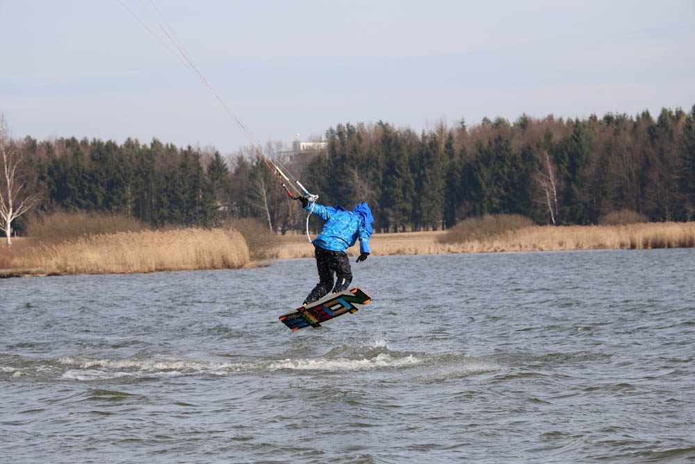 naish nobile gul kiteboarding
