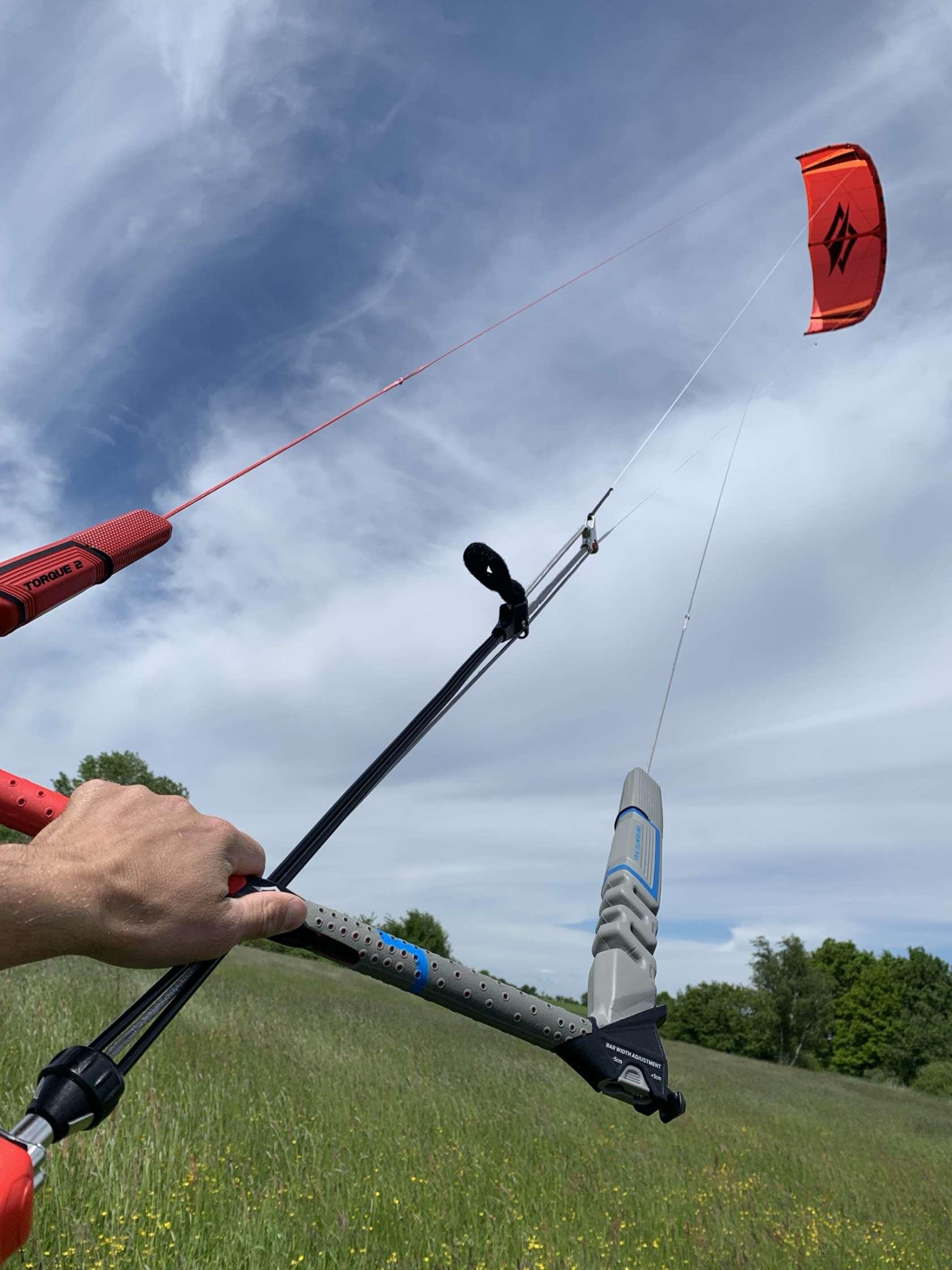 Kitesurfing - Ráhno NAISH TORQUE 2 – první dojmy