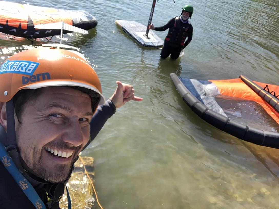 Paddle board - Těrlice a SUPfoiling