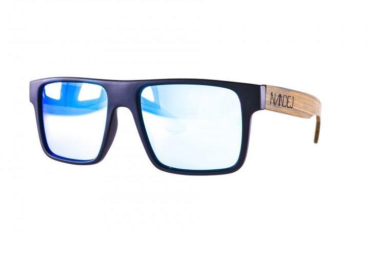 Sluneční brýle NANDEJ NG1 - Black/Blue