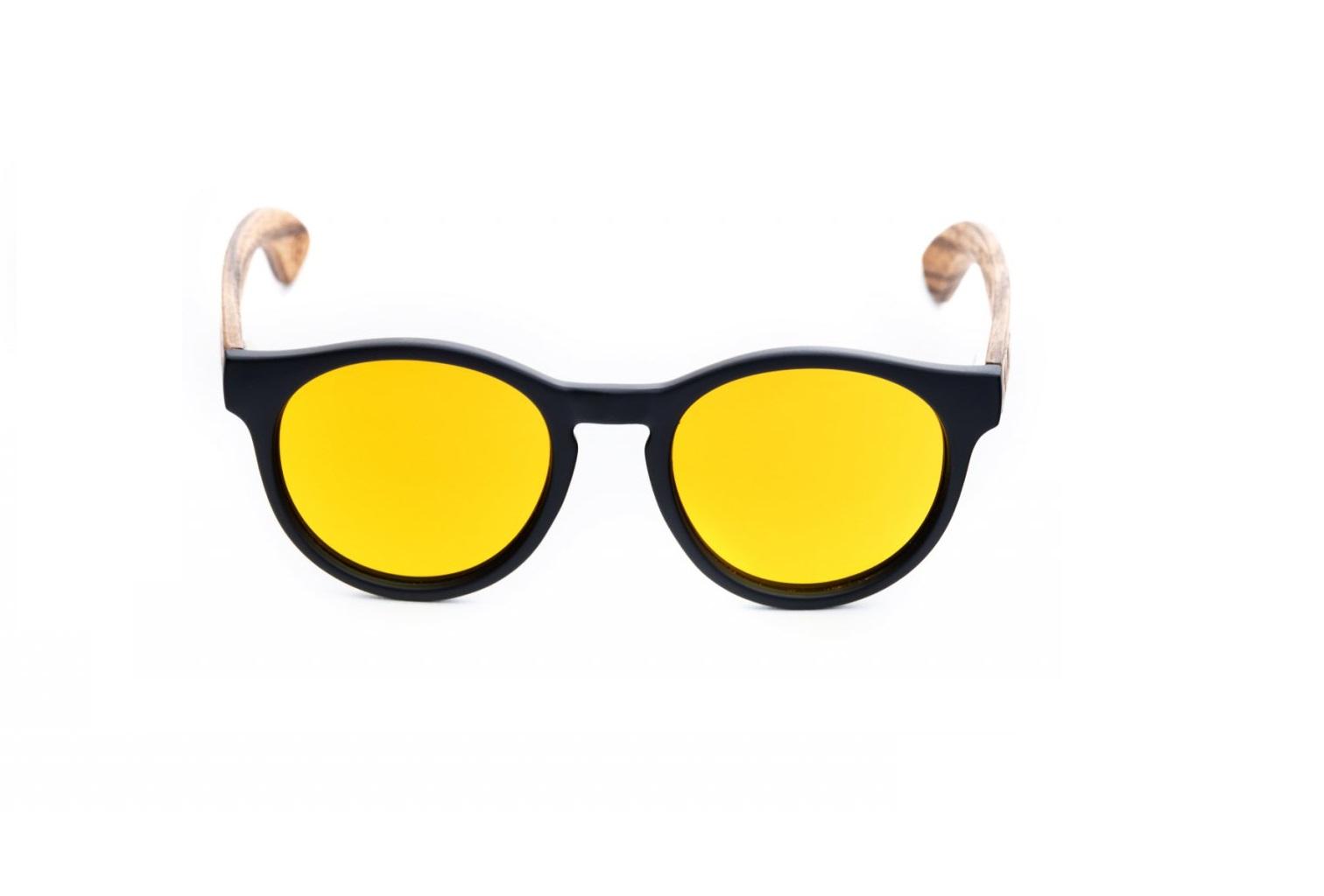 Sluneční brýle NANDEJ NG3 - Black/Gold