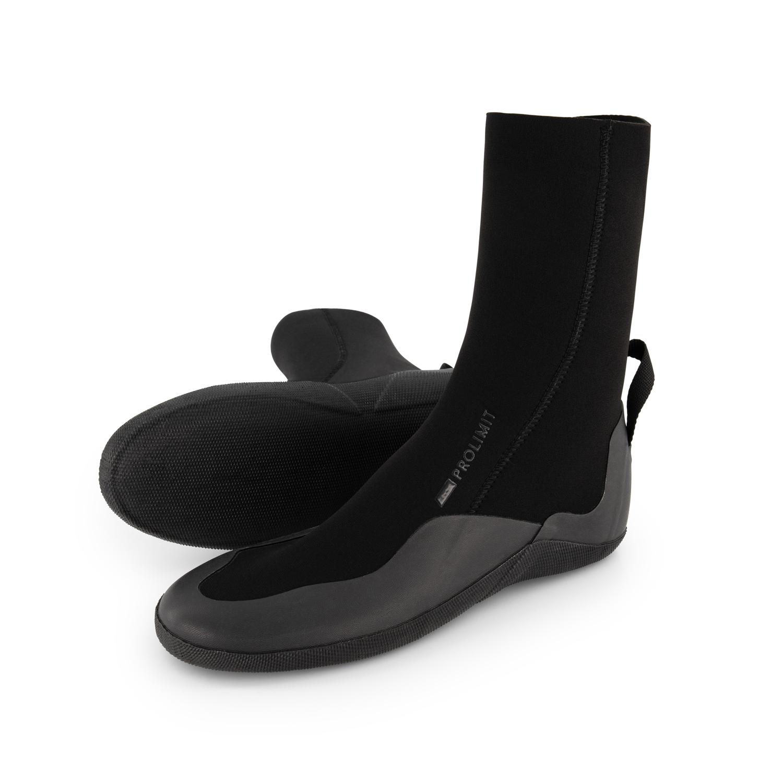 neoprénové boty Raider Round Toe 5mm '21 Prolimit GBS black - 43/44
