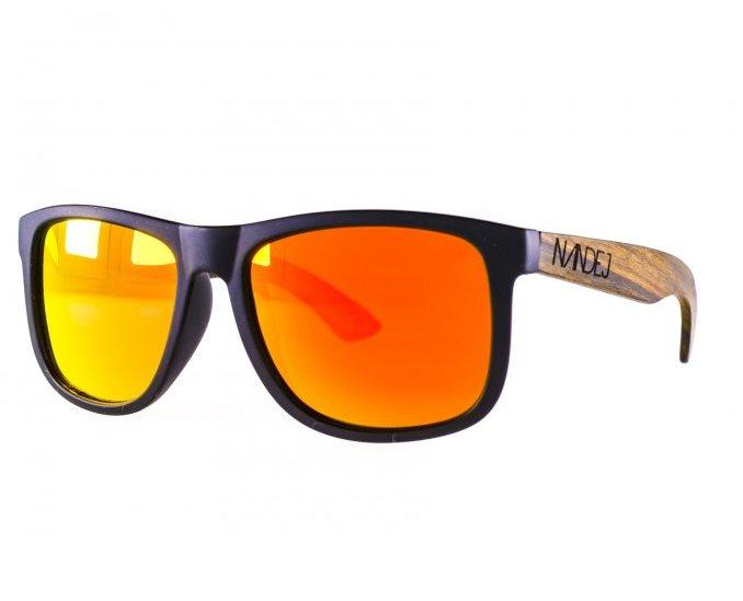 Sluneční brýle NANDEJ NG2 - Black/Red