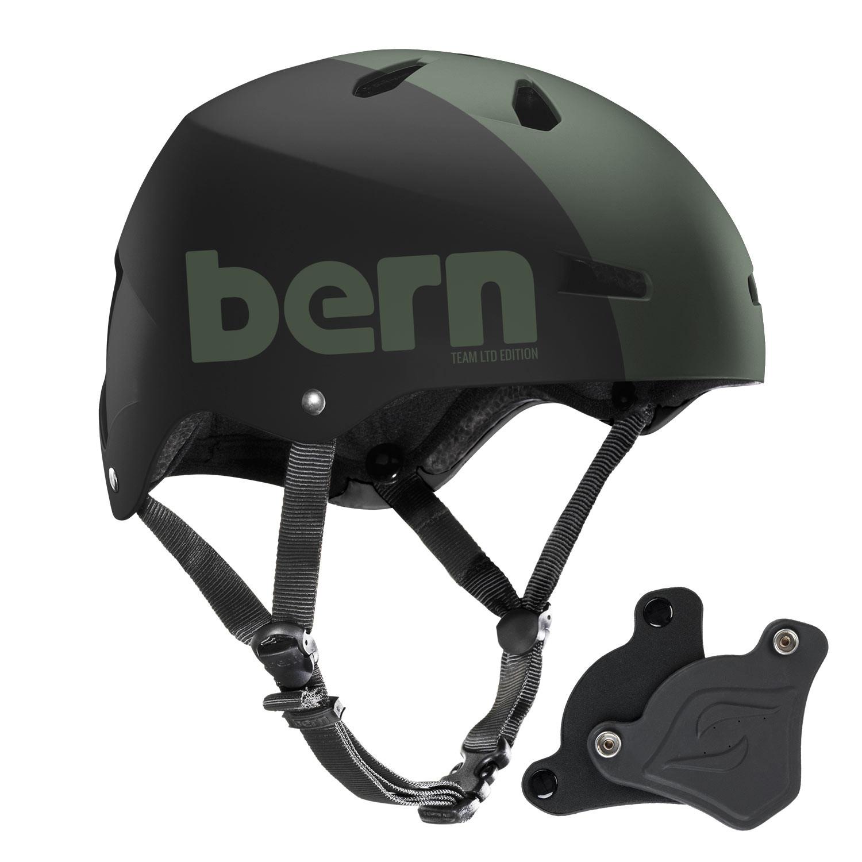 Helma Bern Macon H20 WEP matte army green team ltd - L