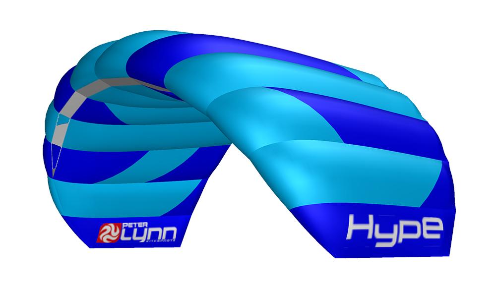 2016 Peter Lynn Hype vel. 1.3m