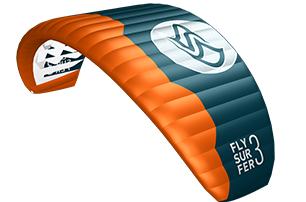 kite FLYSURFER PEAK4 - 3m2