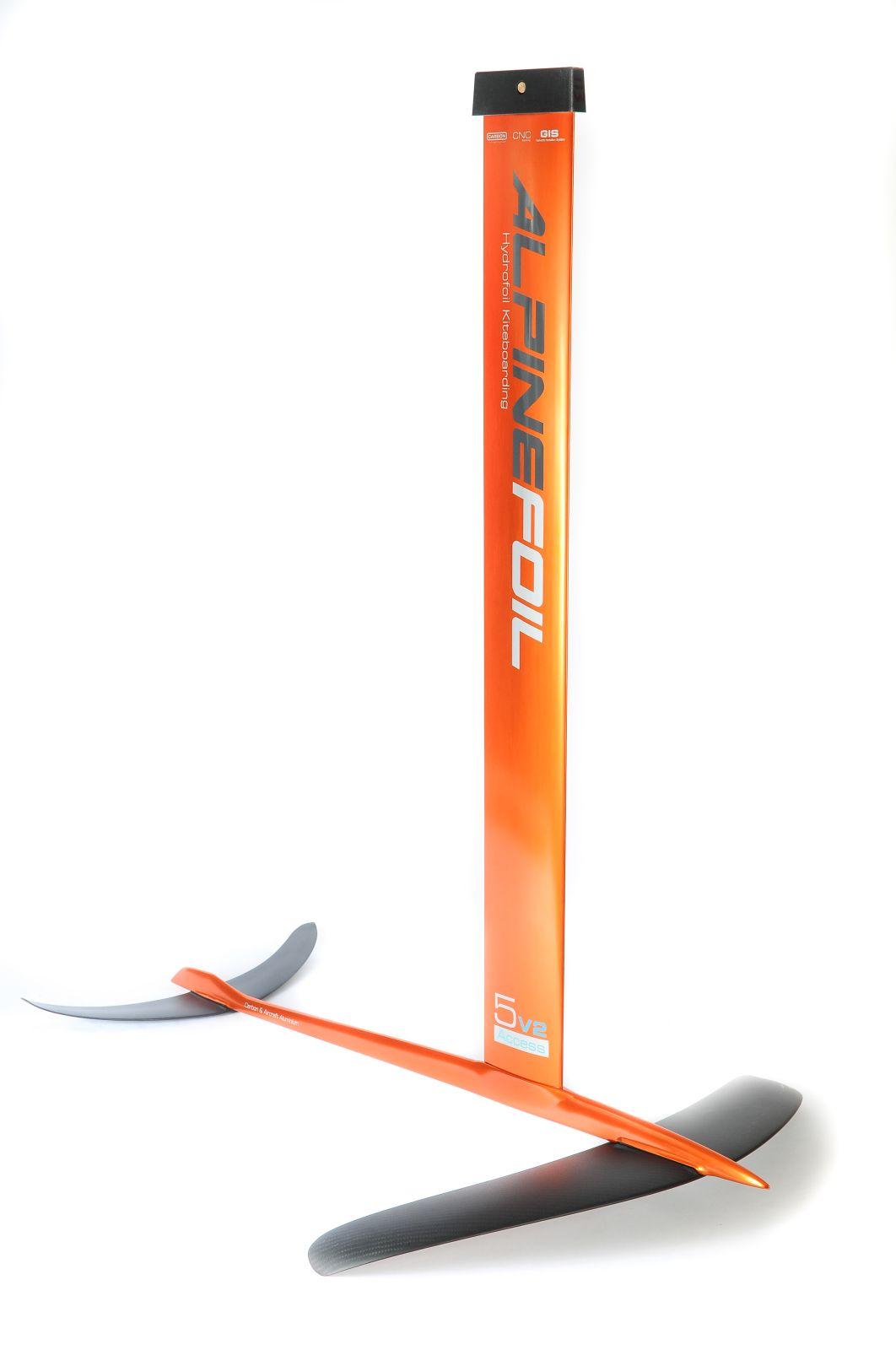 Kitefoil AlpineFoil 5.0 Access V2 - KF box
