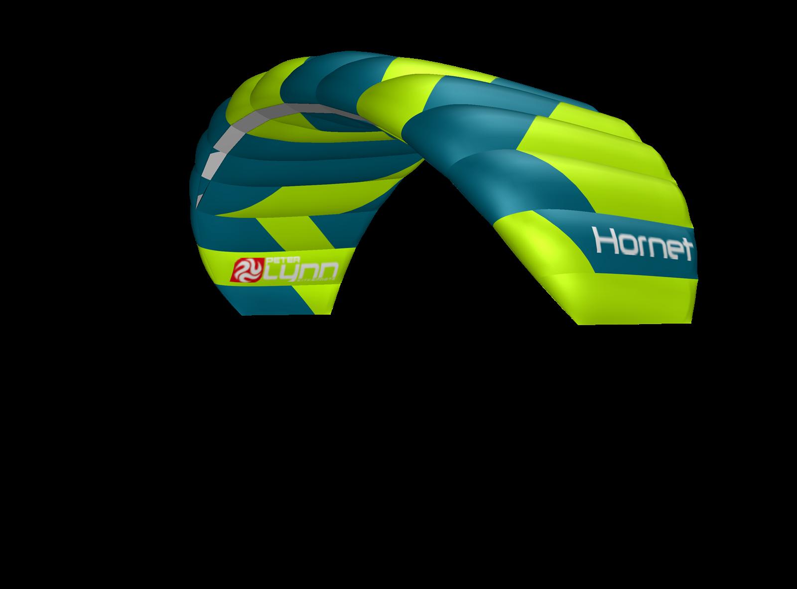 kite 2016 PETER LYNN HORNET 6m2 ručky