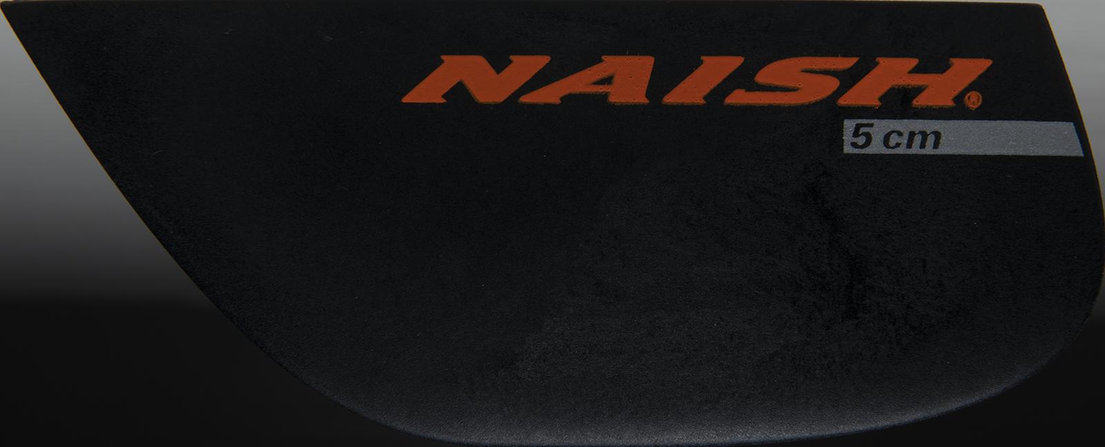set 4ks ploutvičky Naish 5.0 cm IXEF