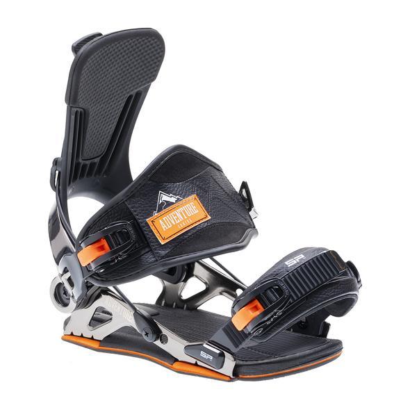 vázaní na snowboard '20/21 SP Mountain multientry - X
