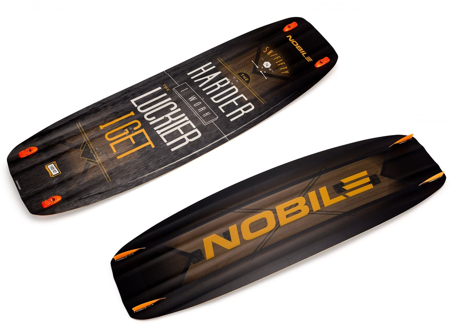 kiteboard 2020 NOBILE 50/Fifty - 134x39