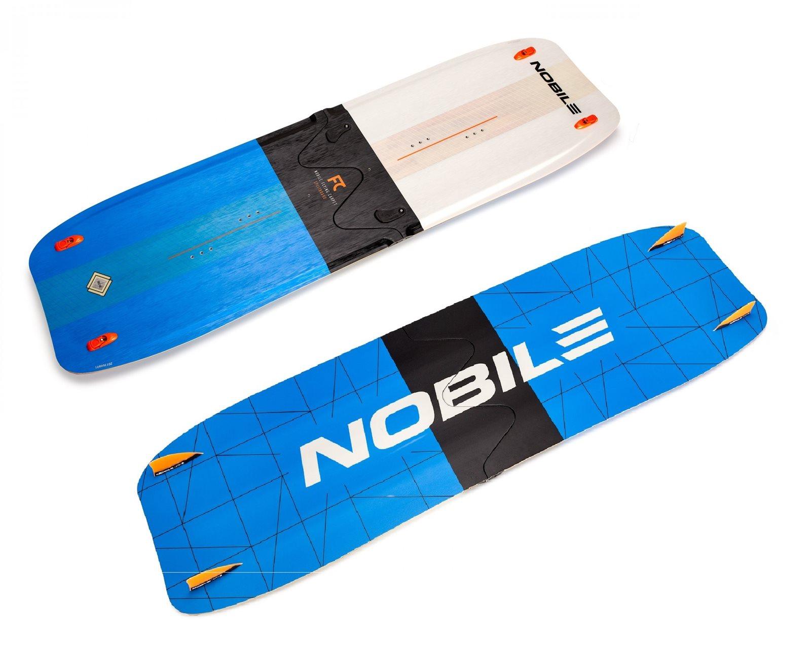 kiteboard 2020 NOBILE Flying Carpet Split 160x46