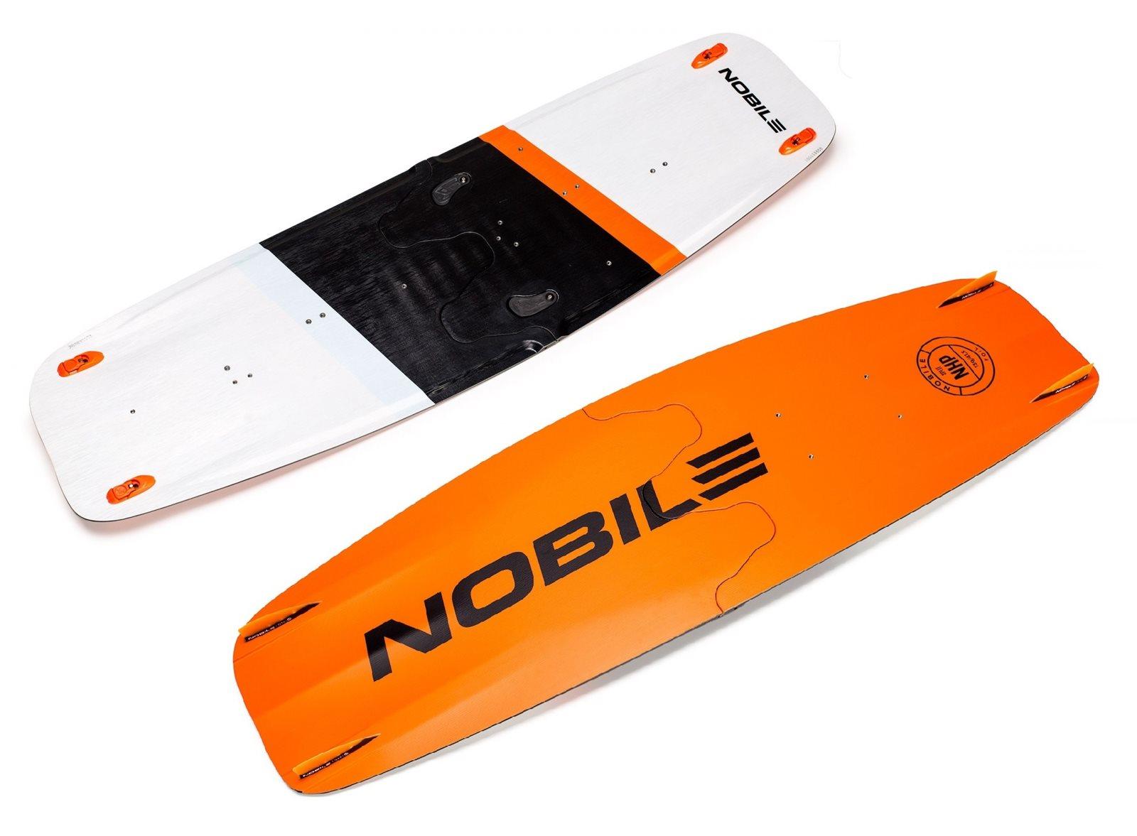 kiteboard 2020 NOBILE NHP split foil