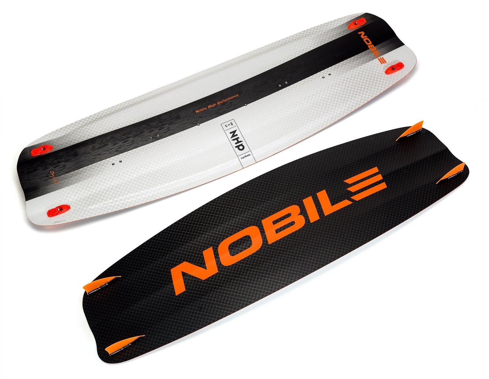 kiteboard 2021 NOBILE NHP carbon - 142x43