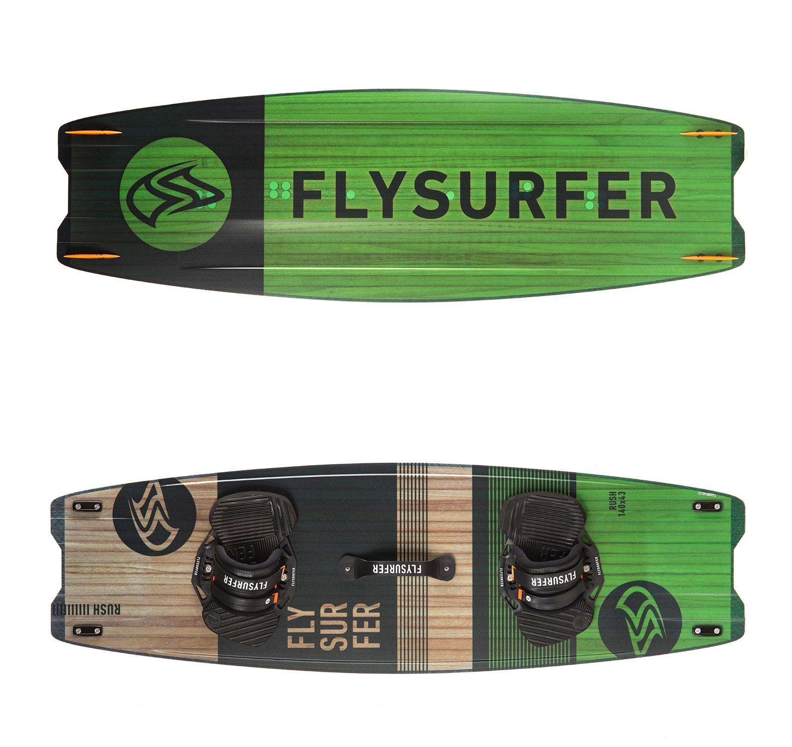 kiteboard Flysurfer RUSH 2 - 140 cm