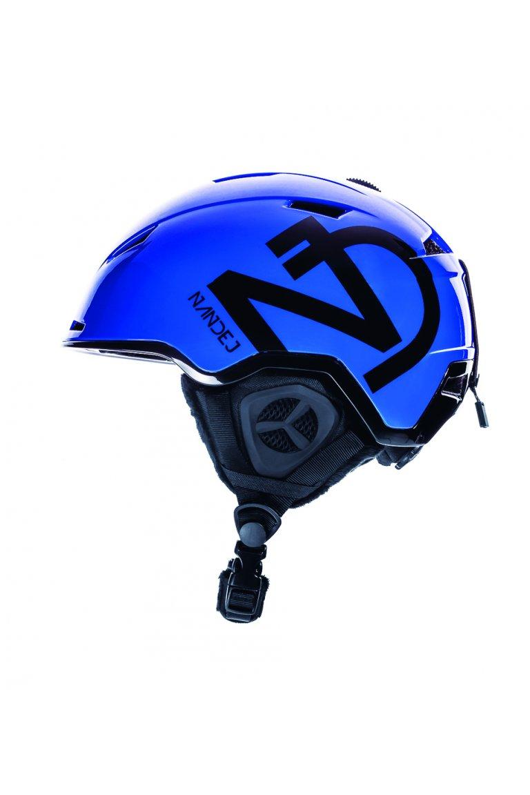 Lyžařská Helma NANDEJ Blue - S/M