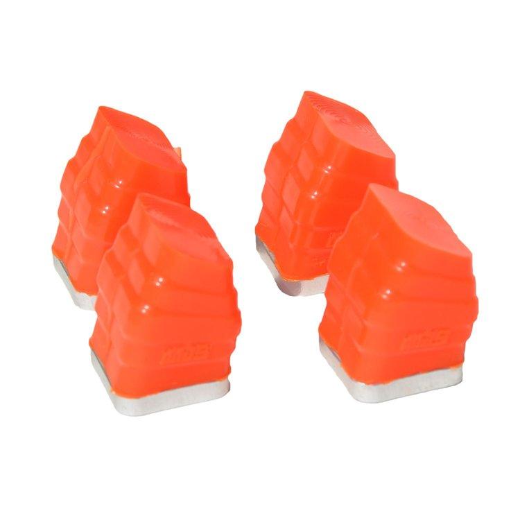 MBS Shock Blocks - orange - medium