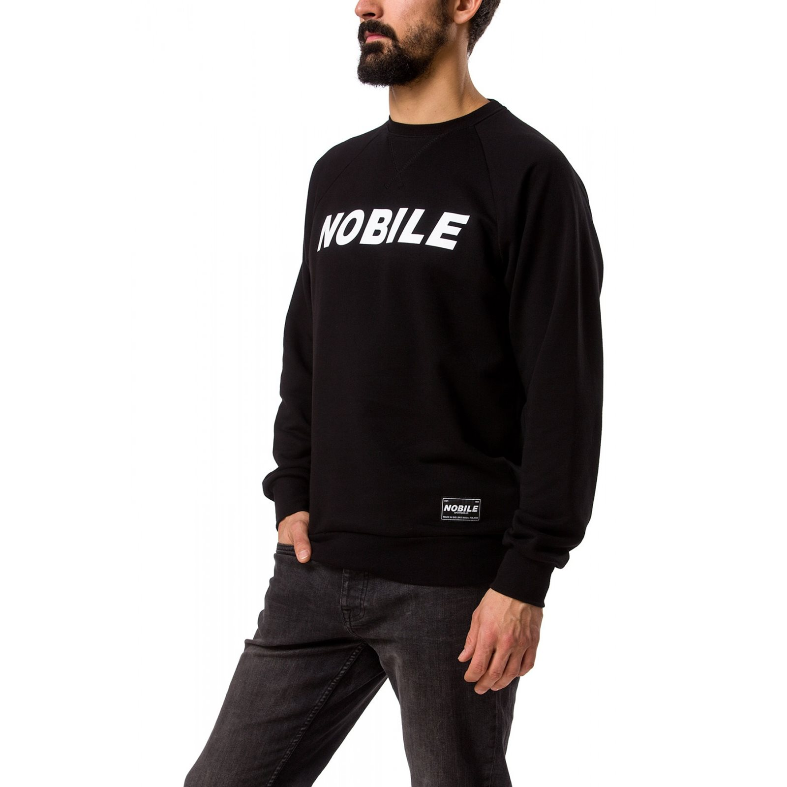 Mikina Nobile Classic Crewneck Men 2020 - L