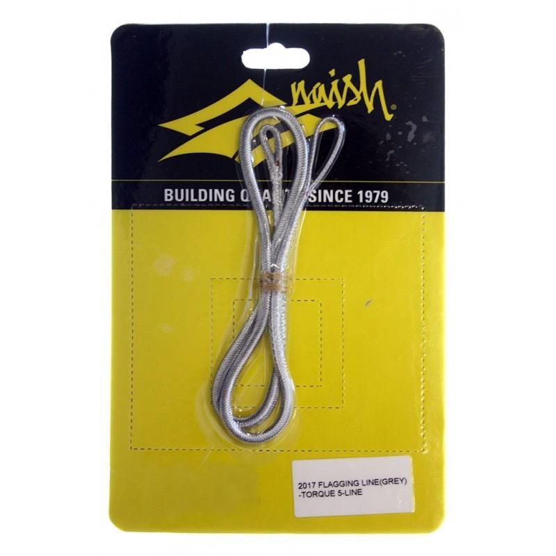 NAISH 2017 Flagging LINE (grey) Torque 5-line