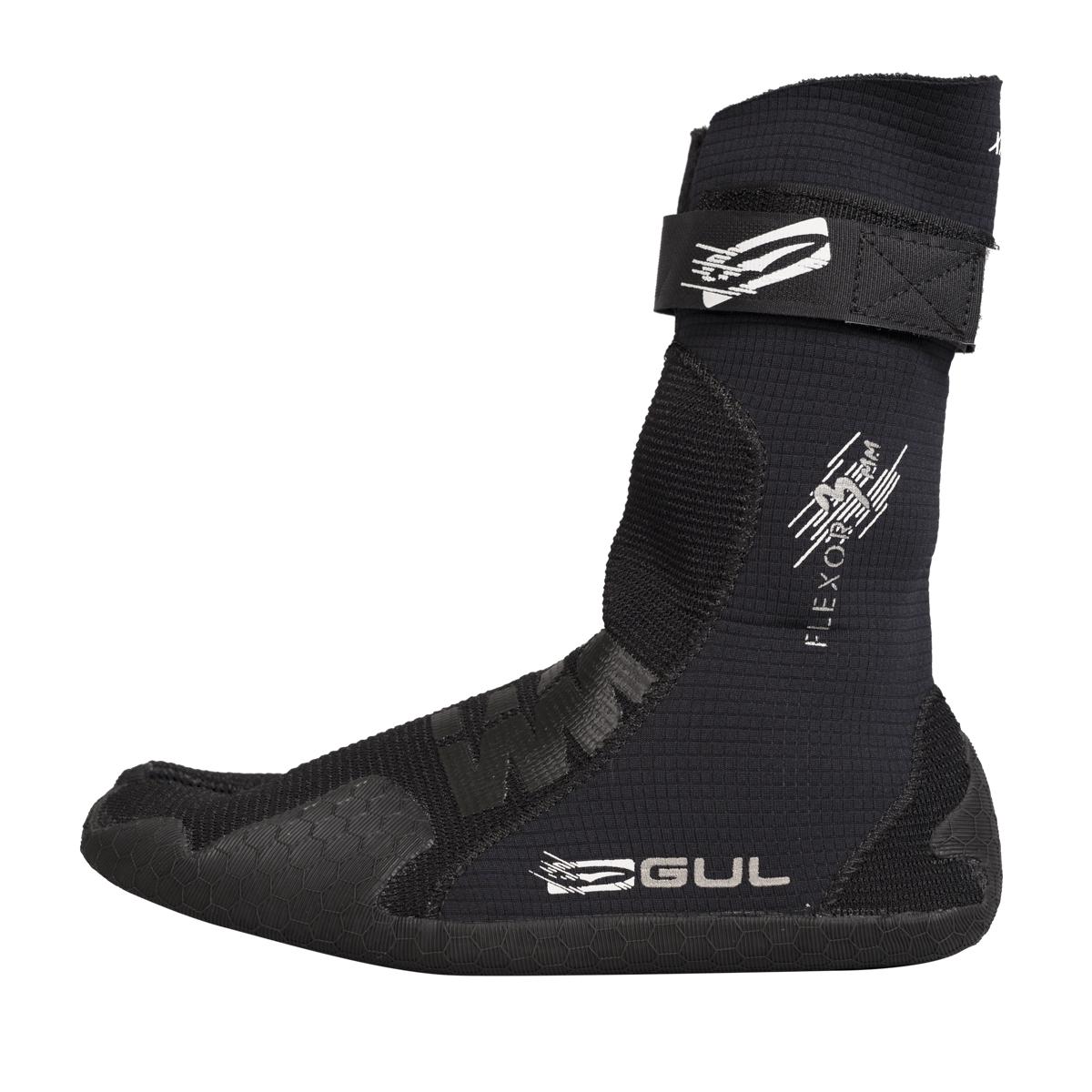 neoprénové boty 3mm '18 GUL Flexor BO1299 - 11
