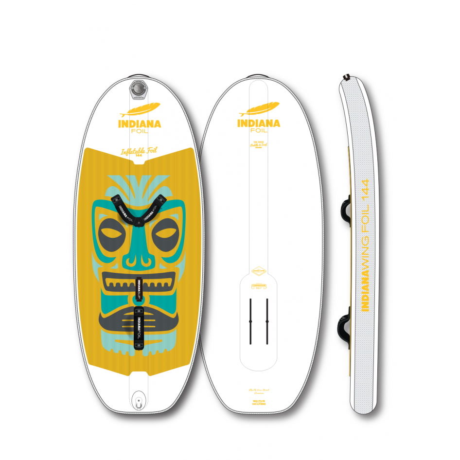 Nafukovací SUP Wing-board Indiana - 144l