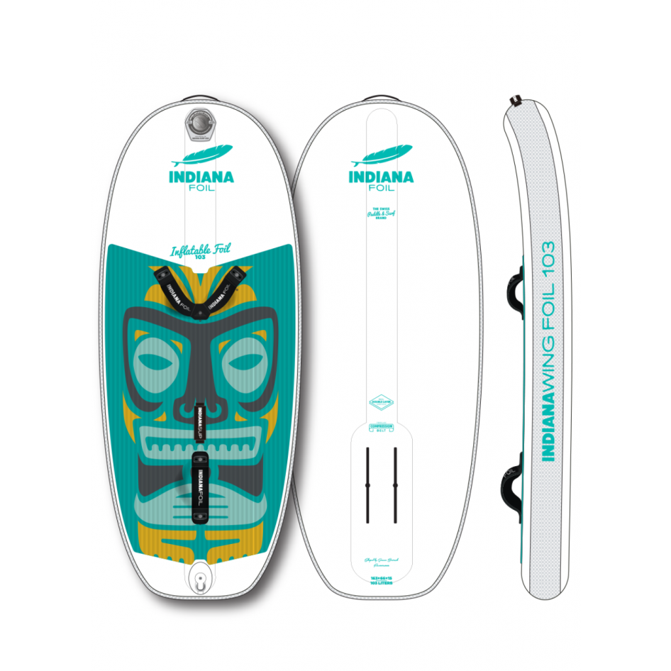 Nafukovací SUP Wing-board Indiana - 103l