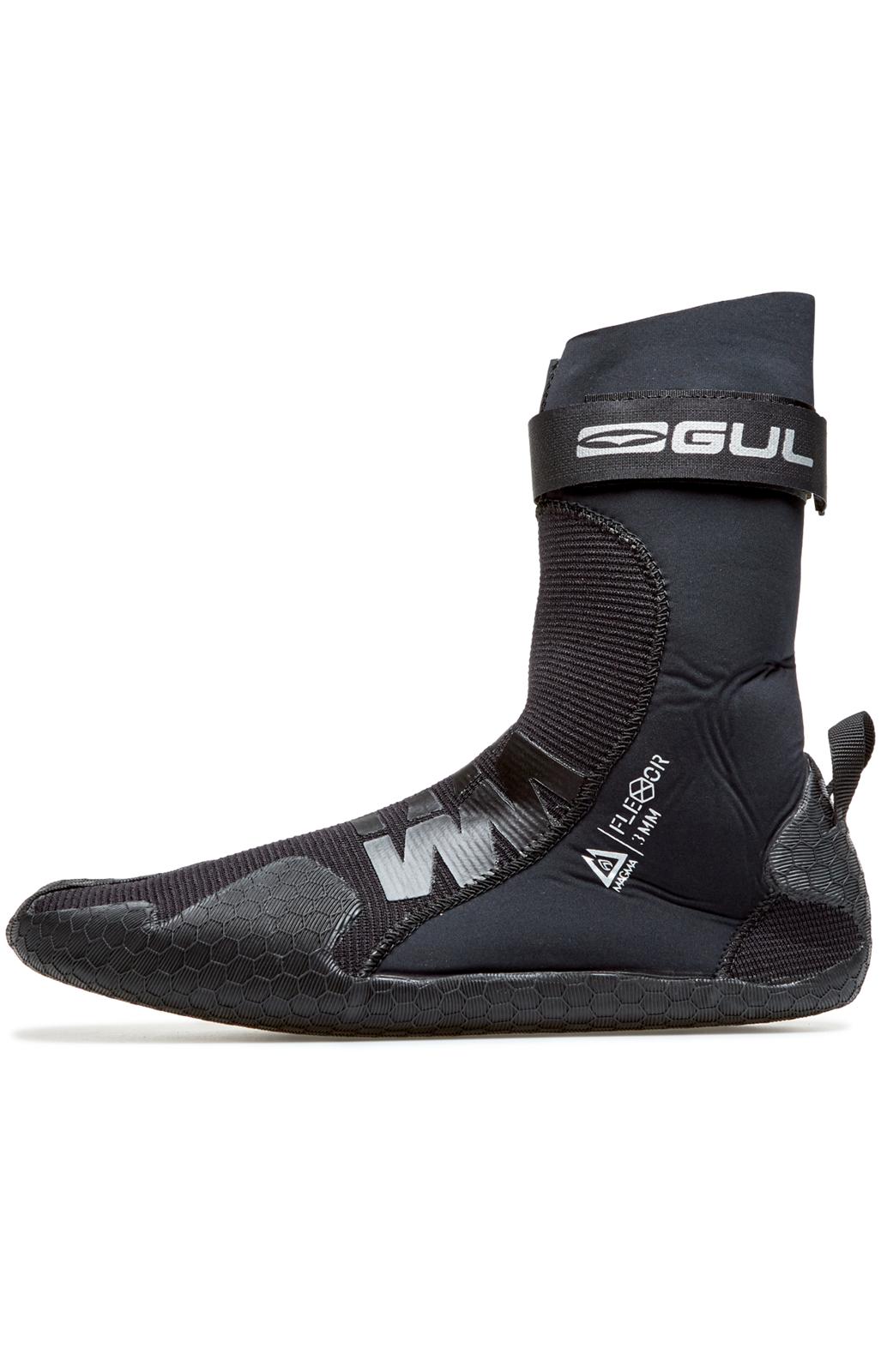 Neoprénové boty 3mm '20 GUL Flexor Split Toe BO1299 - 9