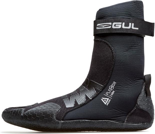 Neoprénové boty 5mm '20 GUL Flexor Split Toe BO1300 - 9