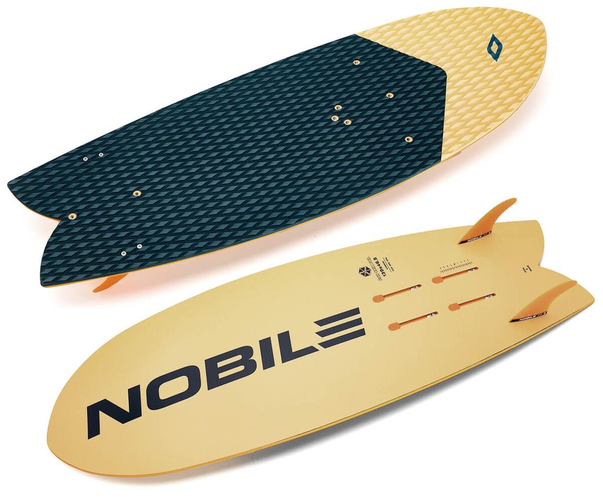 Nobile 2022 Fish Skim Foilboard - 139x46,5