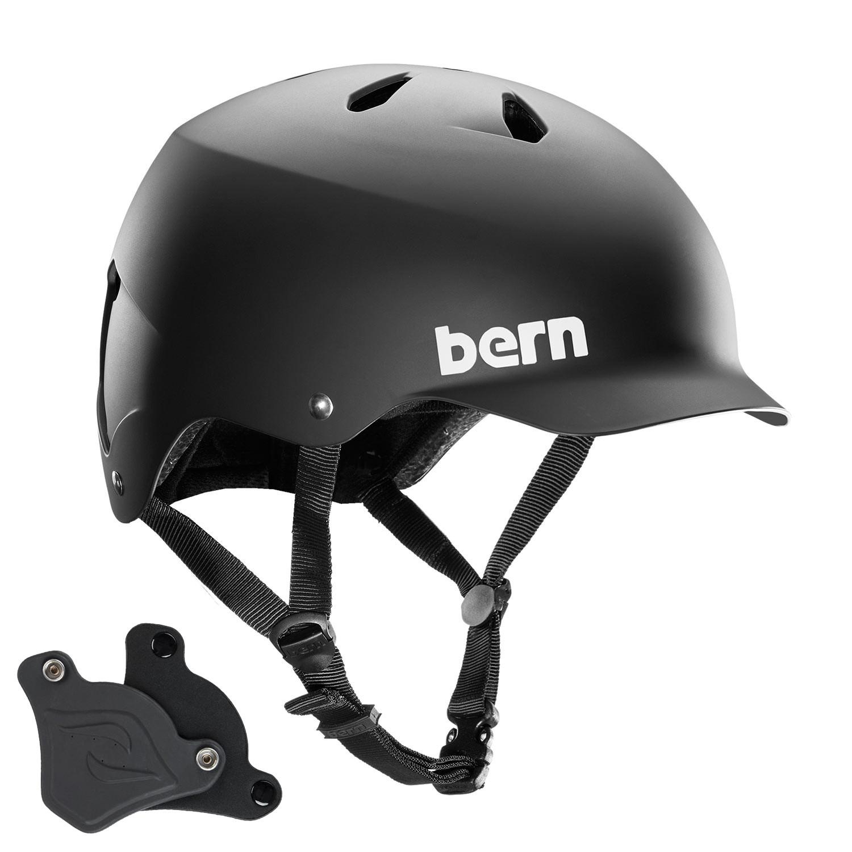 Helma Bern Watts H2O matte black - XL