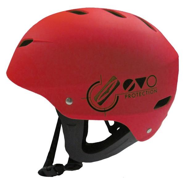 Helma GUL Evo Helmet AC0104 červená S-M