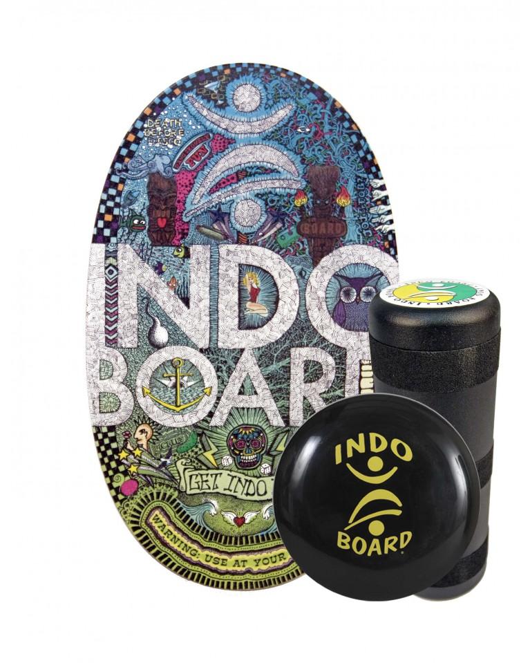 set Indo Board ORIGINAL - doodle