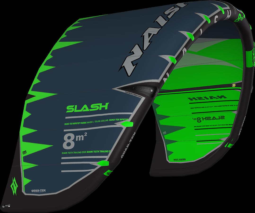 kite 2019 NAISH Slash 5m2
