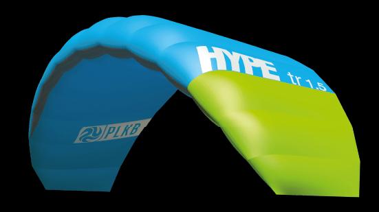 kite 2020 PLKB Hype Tr - 1,5m
