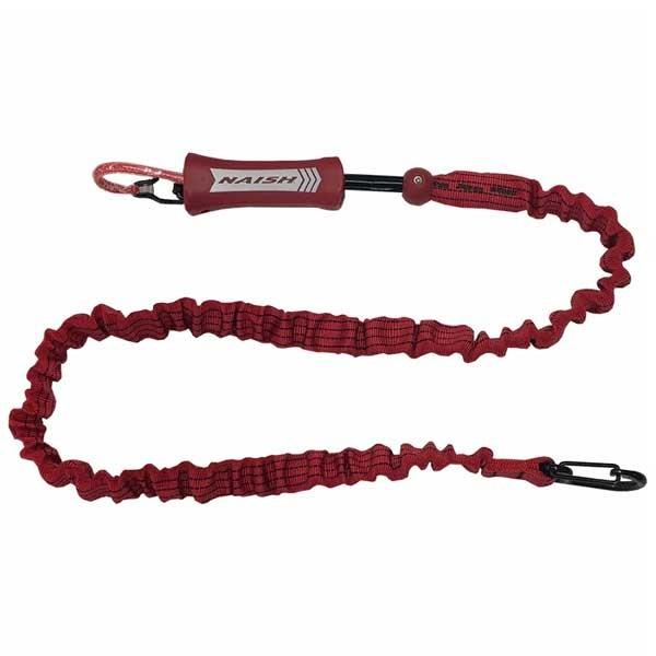 kite leash NAISH LEASH - red