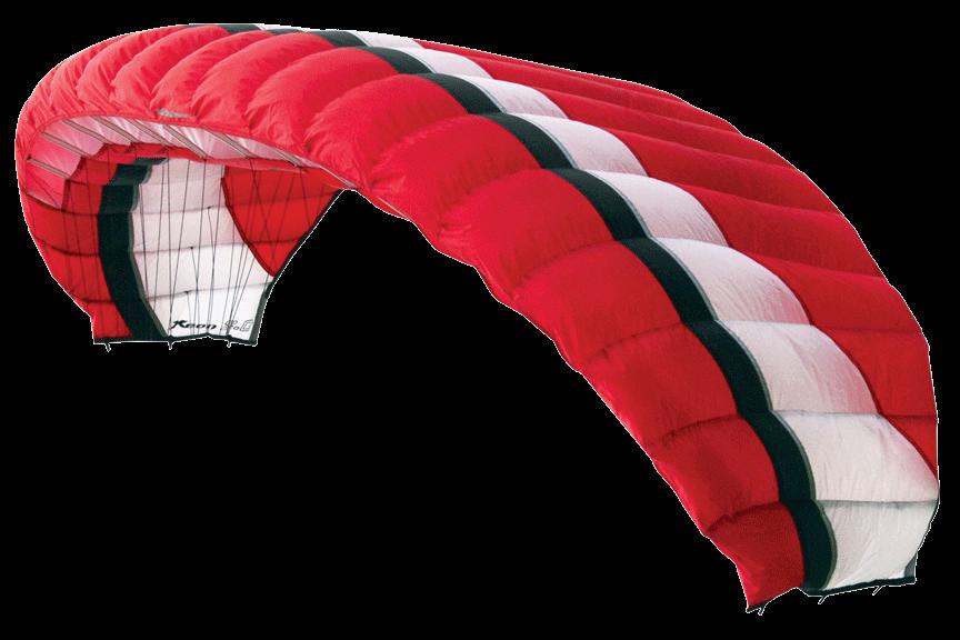 Kite NAISH XEON - cvičný kite