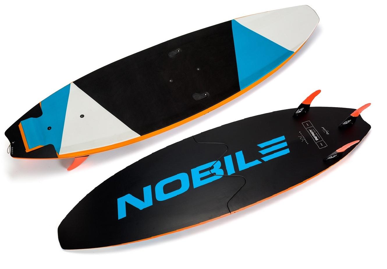 kite-surf-board 2021 NOBILE Infinity Split carbon 5'6
