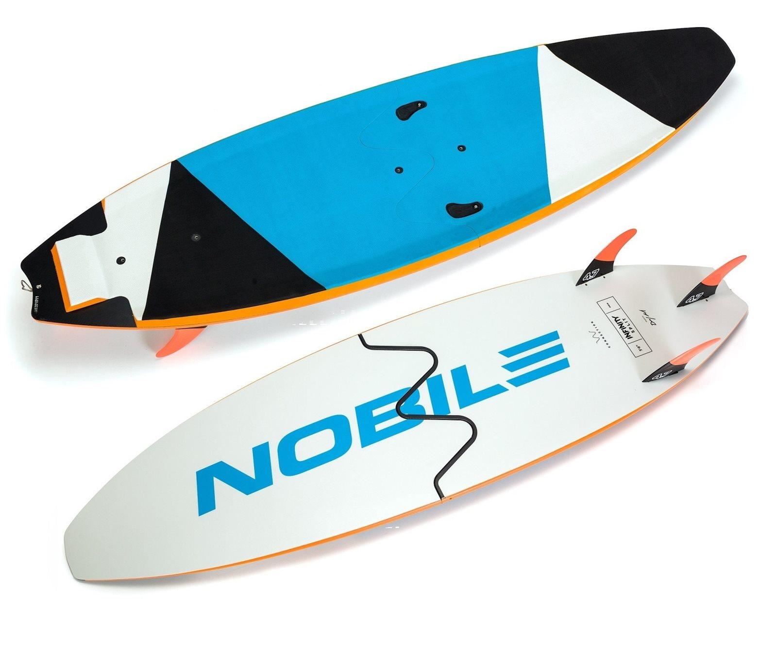 kite-surf-board 2021 NOBILE Infinity Split - 5'6