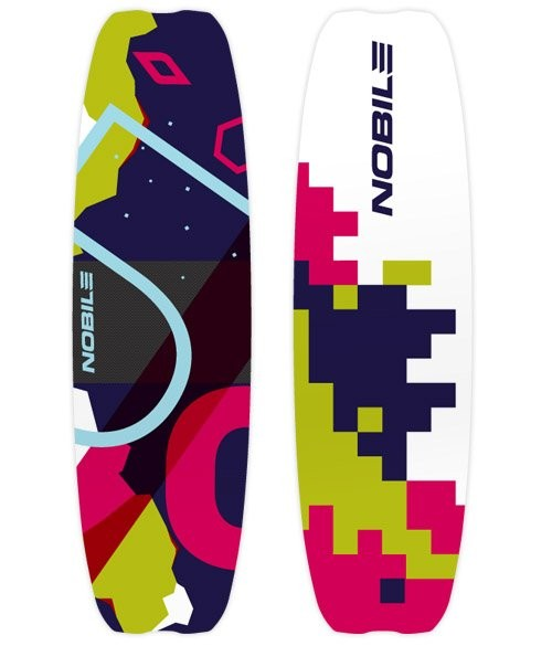 kiteboard only 2016 NOBILE Earth 50/FIFTY 134x39