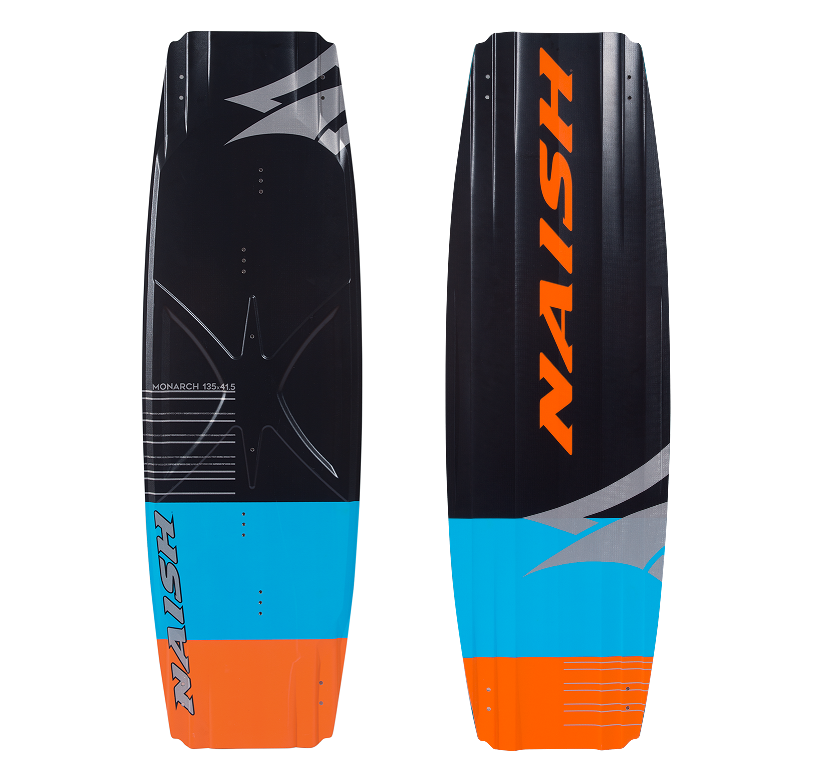 kiteboard 2019 NAISH Monarch 138cm